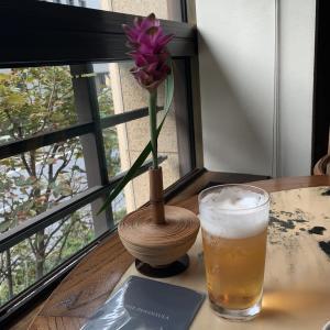 ヘイフンテラスでおひとりさまランチ@ペニンシュラ東京