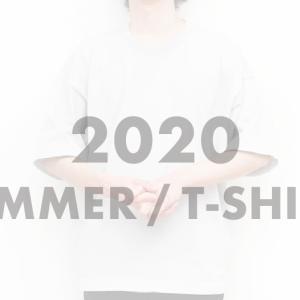 【2020年 夏に購入したTシャツ】無地からグラフィックTまで!今年購入したTシャツをまとめています。