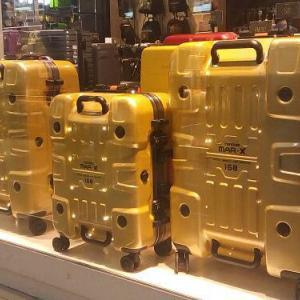 海外でのスーツケース購入-コロナショック前