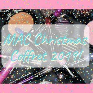 """M·A·C(マック)""""輝く星""""の限定クリスマスコフレ2019!発売日など"""