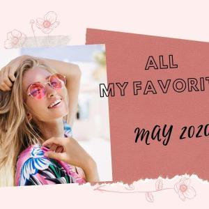 今月の「お気に入り」2020年5月💫、The Odrinaryのローズヒップオイル、オラクルカード、キラキラ携帯ケース、香水etc