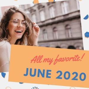 今月の「お気に入り」2020年6月💫ASOSでお買い物! Revolution オイルセラム,ベネフィットアイブロウ,目尻ボトックス
