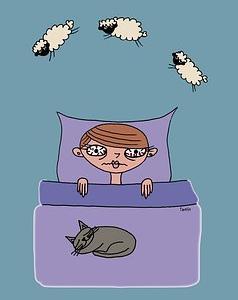 後は寝るだけ…それが問題