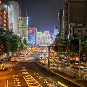 夜の街と昭和おばさん