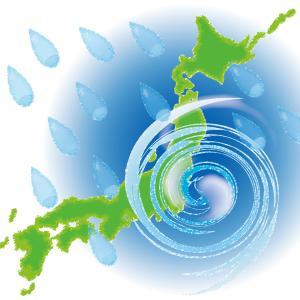 台風20号2019米軍・ヨーロッパ・気象庁進路予想 日本や関東への影響は?