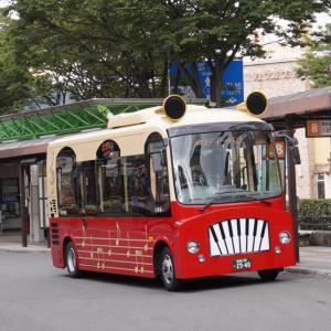 福島一人旅① エール!古関裕而メロディーバスに乗って。