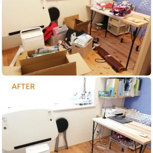 【実例】素敵な書斎をすぐに使える空間に!