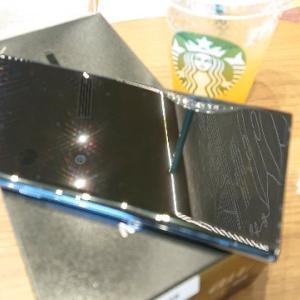 【購入報告】Galaxy Note 10+ 無事に買えました!