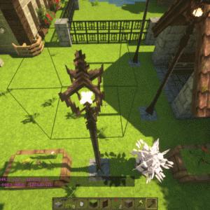 WorldEditを使ってMinecraftのブロックをコピペする