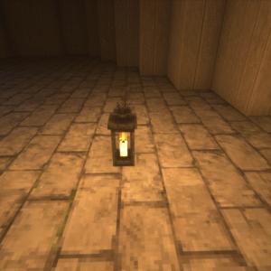 Minecraftで光源の色変更! SEUS Renewed v1.0.0版