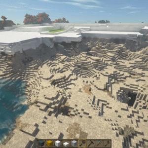 Minecraftで街作り-ROアルベルタ建築日記2
