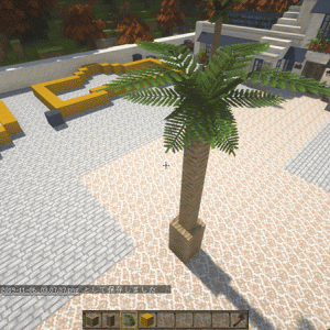 Minecraftで街作り-ROアルベルタ建築日記3