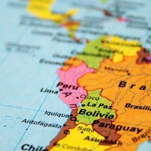 【中南米の経済規模】  -実は2012年に既に日本を上回っていた-