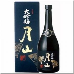 月山(がっさん)大吟醸 扇【吉田酒造】