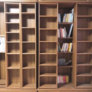 おうち図書館、完成!目的があると手放しは加速する。