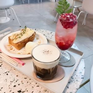 【木洞/オモッキョ】出入国管理事務所にほど近い穴場のおしゃれカフェ@카페제하/cafe j.ha
