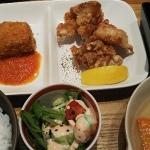 渋谷ヒカリエで雑貨店オーナーとランチ!「京洋食 あかつき」さん。