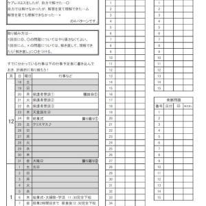 生徒のやる気を引き出す 数学の課題の出し方(長期休業編1)