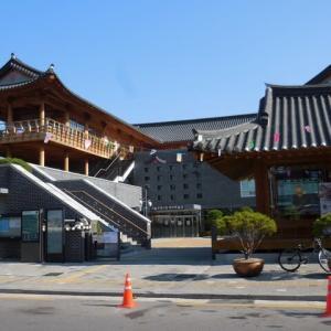 韓国・ソウルの漢方薬市場
