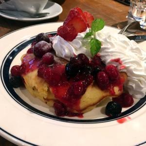 【名古屋市西区】肉が旨いカフェ NICK STOCKでパンケーキを食べてきました❤