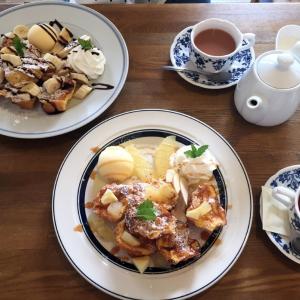 【名古屋市守山区】niwa cafeでフレンチトーストを食べてきました❤