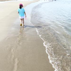 灼熱だよ〜朝からビーチ〜