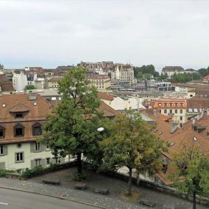ローザンヌ・中世の雰囲気残る旧市街をうろうろ~スイス旅④~