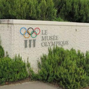 ローザンヌのオリンピック博物館~レマン湖岸を散策して国際航路に乗り込む~スイス旅2019⑥~