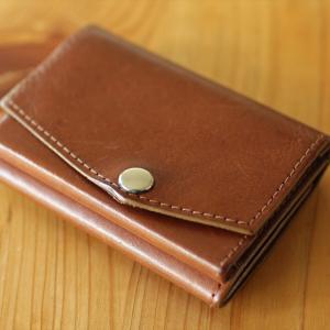 小さい財布・ブッテーロレザーエディションの使用開始半年後の様子