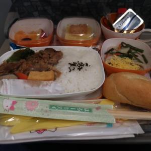 国際線機内食