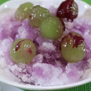 うちごはん・自炊 Vol.316 <フルーツかき氷🍧>