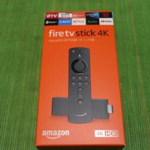 新しい相棒がやってきた Vol.21 <Fire Tv Stick>