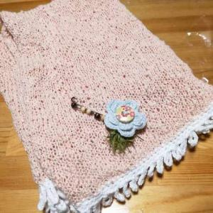 編み物も始めてみたり(*'ω'*)