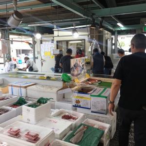 【市場マニア】松戸南部市場でお買い物