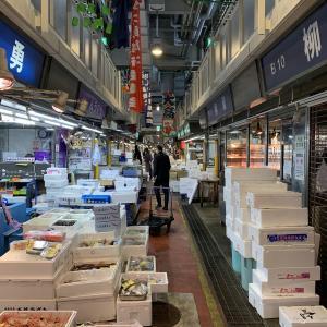 横浜中央市場で一般客が魚を買う方法