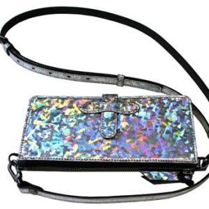 魅せて使えてシェアできる財布◆クリスタルシルバー Crystal Silver(ハープシール)発売開始!