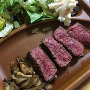 【舞茸】ステーキを柔らかくする!裏技【主婦の備忘録】