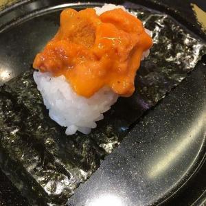【スシロー】生うに~ウニってオレンジ色~☆彡