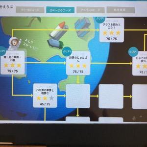 【RISU算数・ブログ】8ヶ月目・小2が【高学年】の算数に挑戦!メリット・デメリット検証中