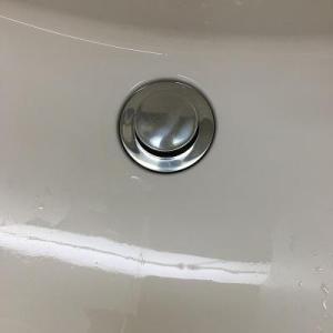 【洗面台の排水口 掃除】マイルールで、定期的に掃除する。