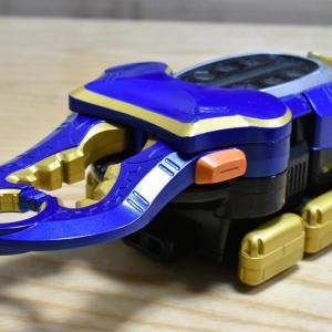 DXガタックゼクター ツノスイッチ接触不良の分解修理に挑戦