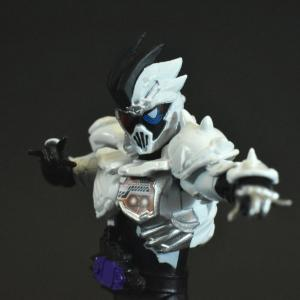SHODO-O 仮面ライダー5 ゲンム ゾンビゲーマーレベルX「デスザクライシス デンジャラスゾンビ!」