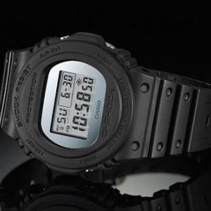 【G-SHOCK】新モデル DW-5700BBMA-1JF レビュー