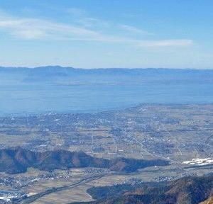 琵琶湖北湖の湖底遺跡