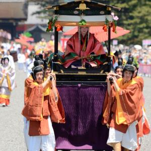 斎王と葵祭