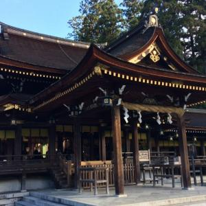 滋賀県多賀大社散策