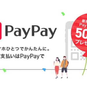 スマホ決済 PayPayとは?使ってみたので解説します!