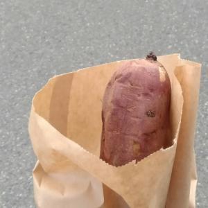 佐潟DE焼き芋