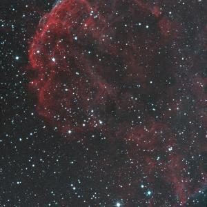 3万円の望遠鏡で撮ったIC443