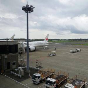 日本航空 JL725 東京成田 → ジャカルタ プレミアムエコノミー | JAPAN AIRLINES B787-9 PREMIUM ECONOMY CLASS TOKYO NARITA to JAKARTA